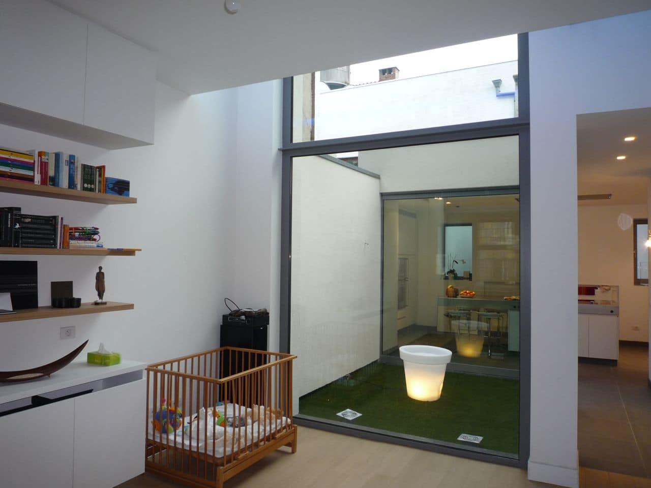 P1050558 | Baeyens & Beck architecten Gent | architect nieuwbouw renovatie interieur | high end | architectenbureau