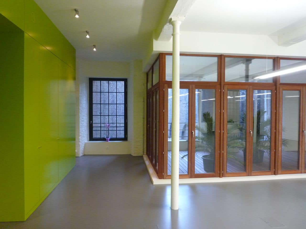 P1060684 | Baeyens & Beck architecten Gent | architect nieuwbouw renovatie interieur | high end | architectenbureau