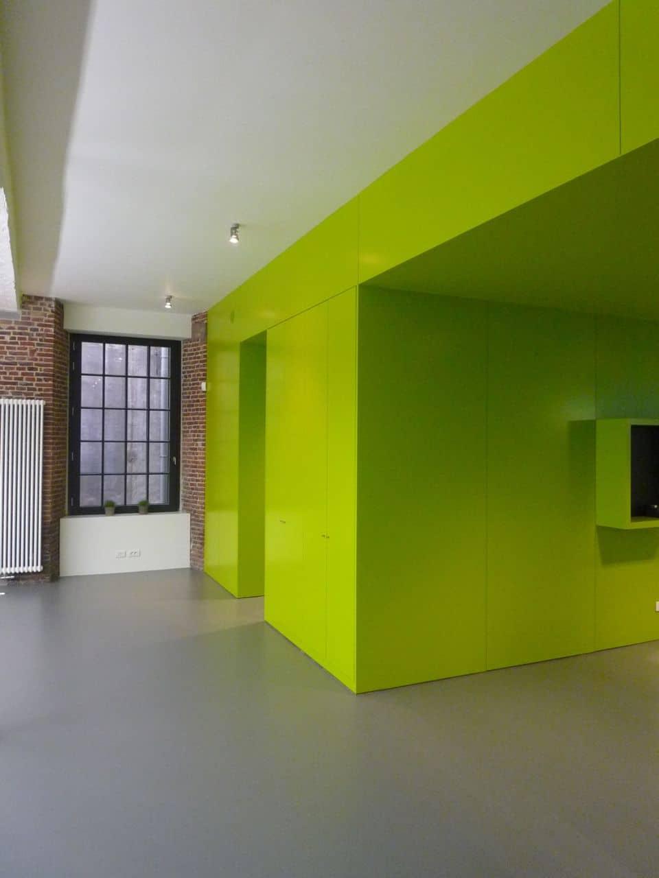 P1060685 | Baeyens & Beck architecten Gent | architect nieuwbouw renovatie interieur | high end | architectenbureau