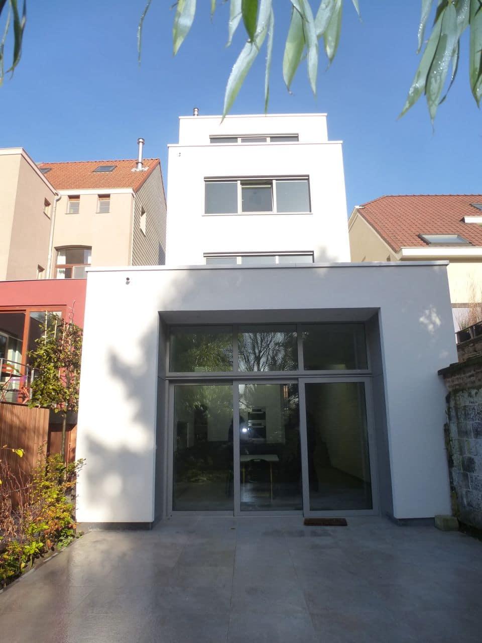 P1080592 | Baeyens & Beck architecten Gent | architect nieuwbouw renovatie interieur | high end | architectenbureau