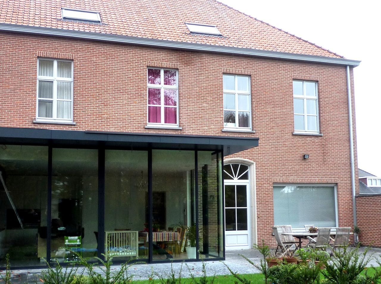 P1100358 | Baeyens & Beck architecten Gent | architect nieuwbouw renovatie interieur | high end | architectenbureau