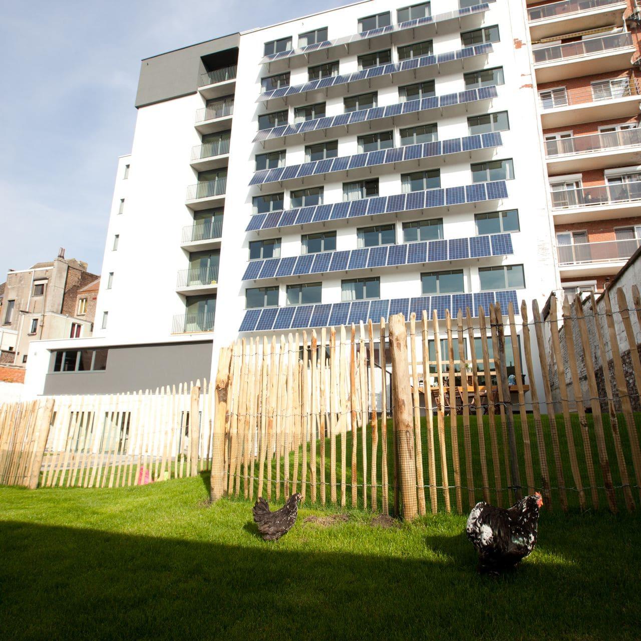 Upgrade Ter Plaeten021 | Baeyens & Beck architecten Gent | architect nieuwbouw renovatie interieur | high end | architectenbureau