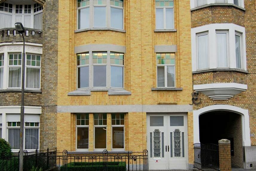 bb straat uai | Baeyens & Beck architecten Gent | architect nieuwbouw renovatie interieur | high end | architectenbureau
