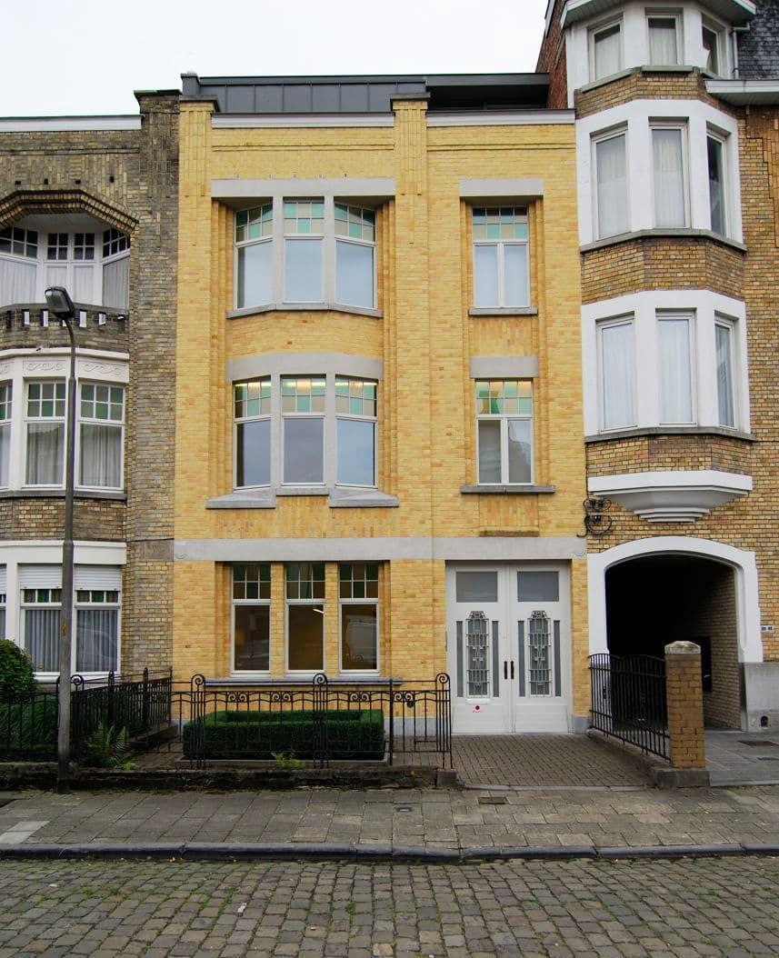 bb straat | Baeyens & Beck architecten Gent | architect nieuwbouw renovatie interieur | high end | architectenbureau