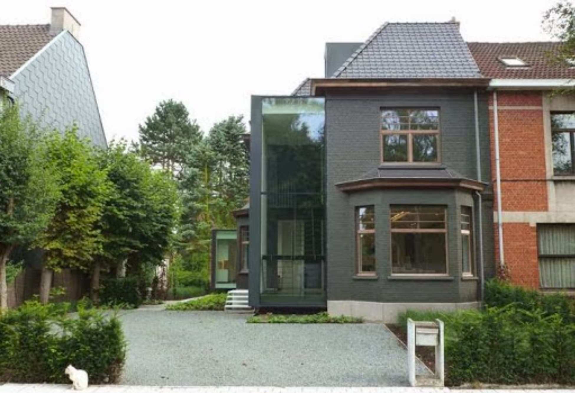 bureau | Baeyens & Beck architecten Gent | architect nieuwbouw renovatie interieur | high end | architectenbureau