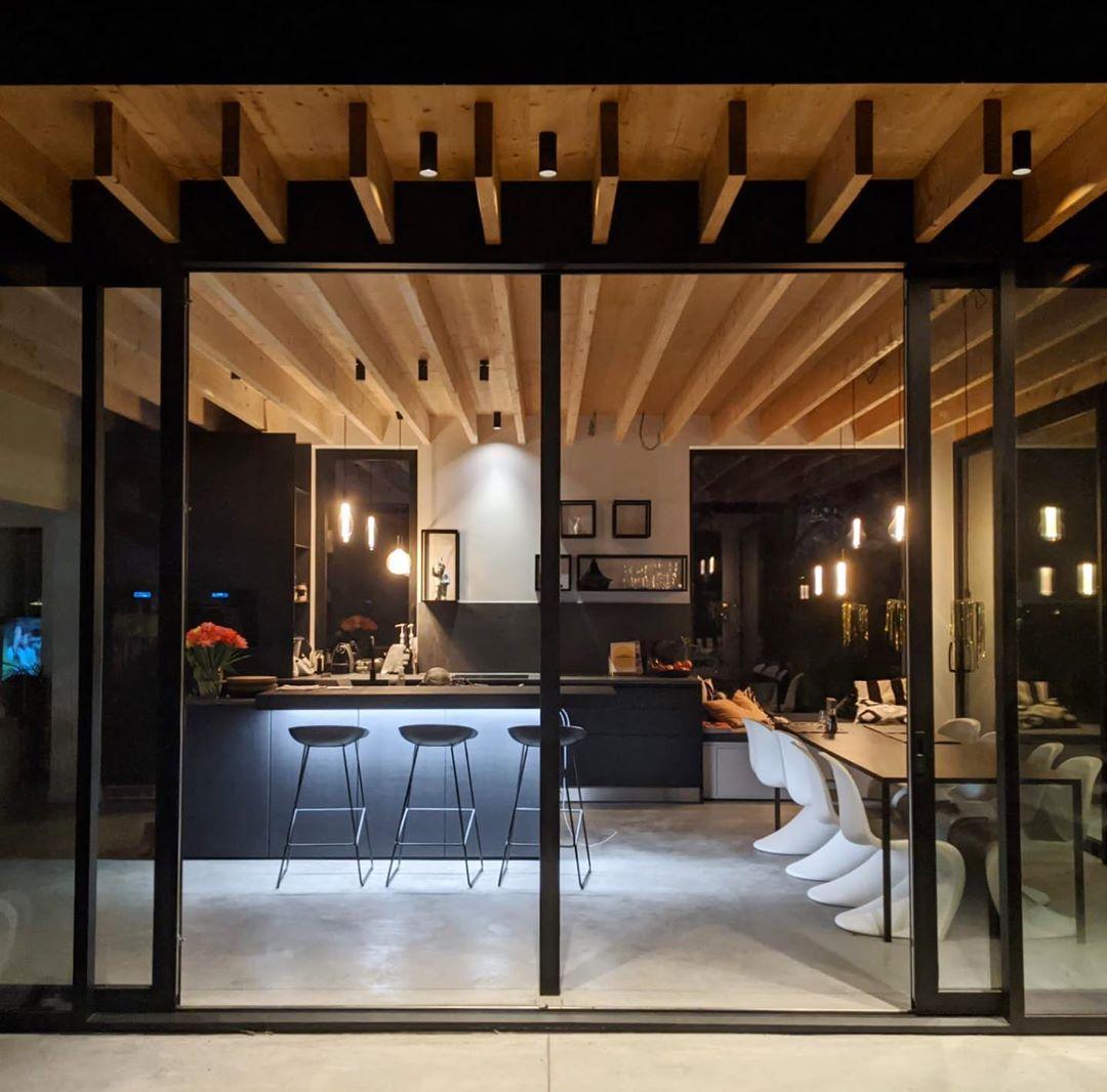 night HW | Baeyens & Beck architecten Gent | architect nieuwbouw renovatie interieur | high end | architectenbureau