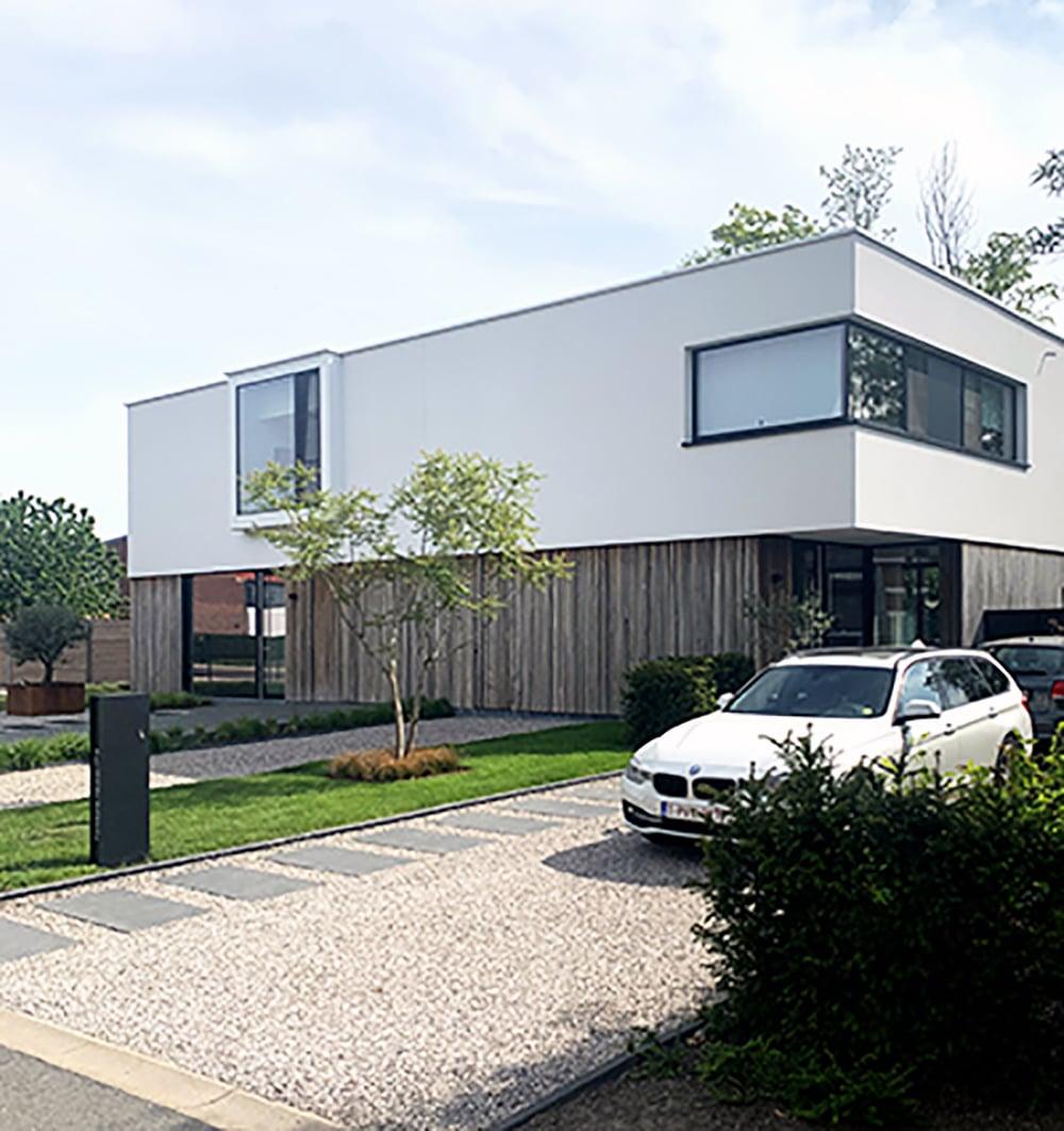 steentje   Baeyens & Beck architecten Gent   architect nieuwbouw renovatie interieur   high end   architectenbureau