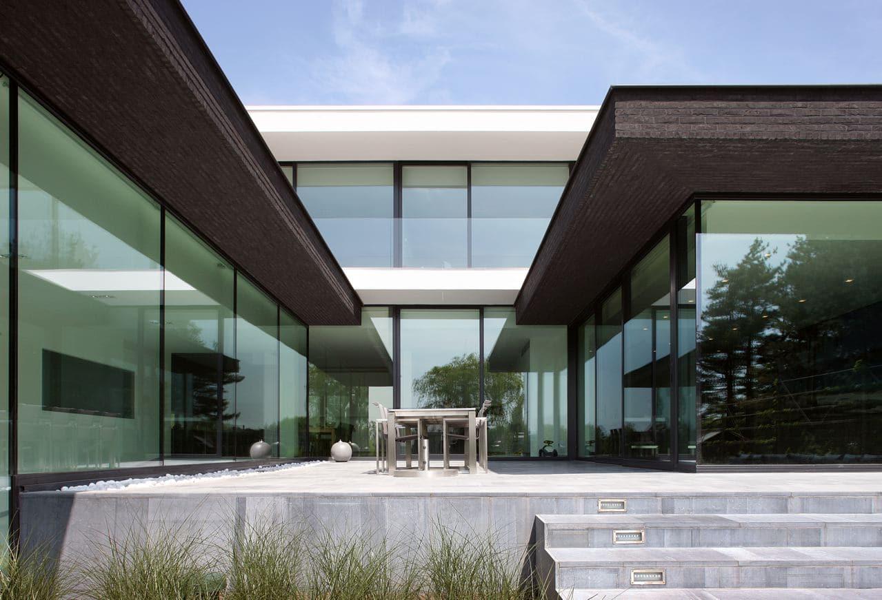 007 Lootens | Baeyens & Beck architecten Gent | architect nieuwbouw renovatie interieur | high end | architectenbureau