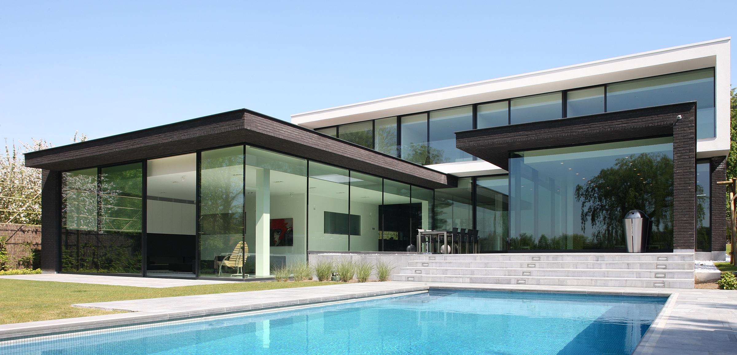 008 Lootens1 | Baeyens & Beck architecten Gent | architect nieuwbouw renovatie interieur | high end | architectenbureau