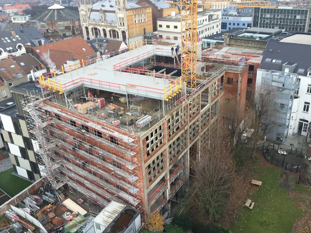 2017 12 21 Bc9JL8HlYQa 1674535039336285210 | Baeyens & Beck architecten Gent | architect nieuwbouw renovatie interieur | high end | architectenbureau
