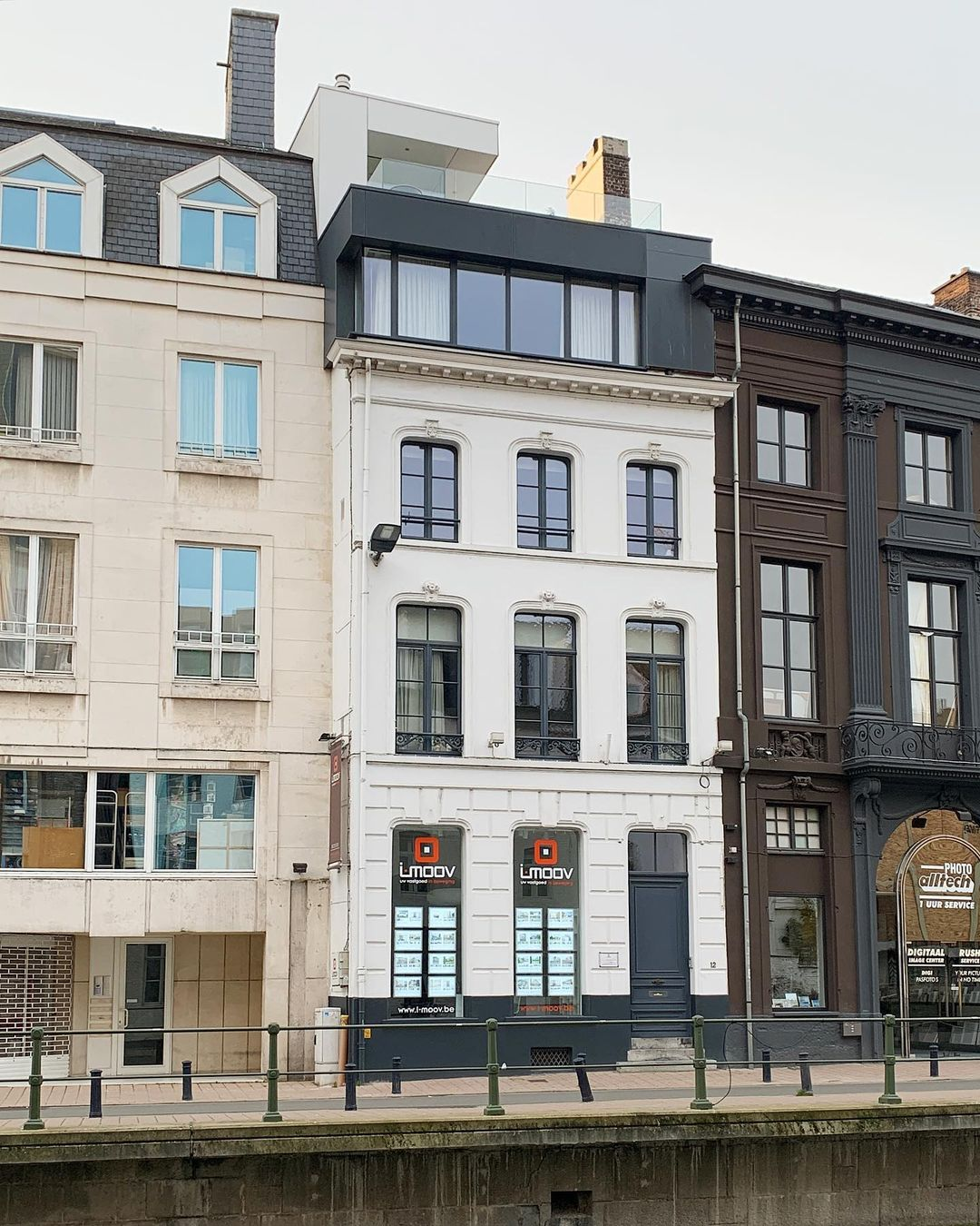 2019 11 17 B4 | Baeyens & Beck architecten Gent | architect nieuwbouw renovatie interieur | high end | architectenbureau