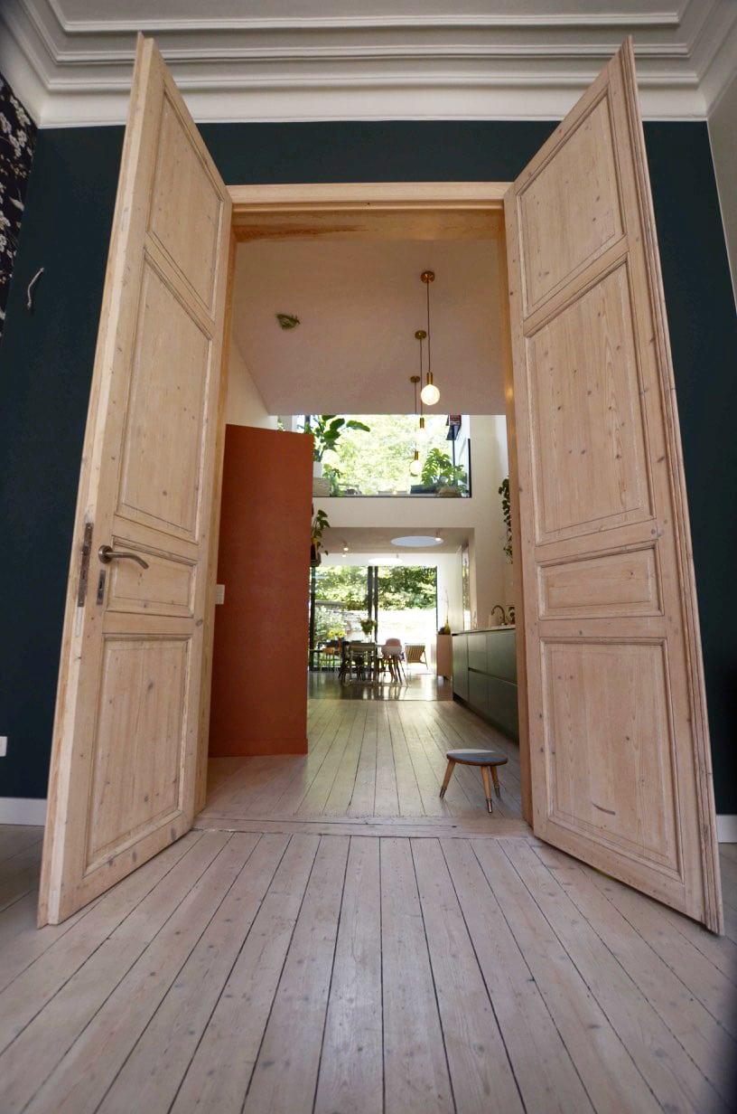 ossa | Baeyens & Beck architecten Gent | architect nieuwbouw renovatie interieur | high end | architectenbureau