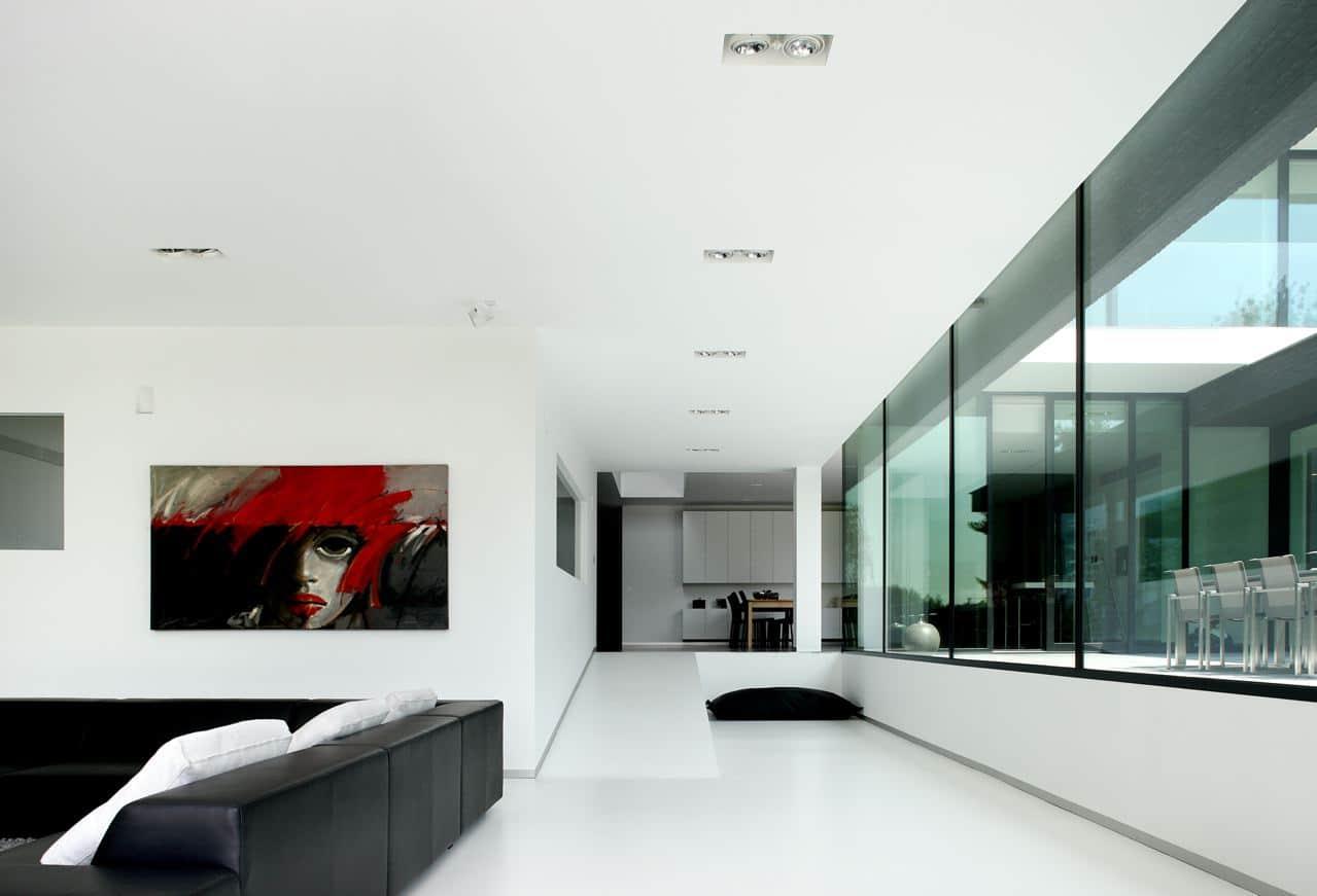 015 Lootens | Baeyens & Beck architecten Gent | architect nieuwbouw renovatie interieur | high end | architectenbureau