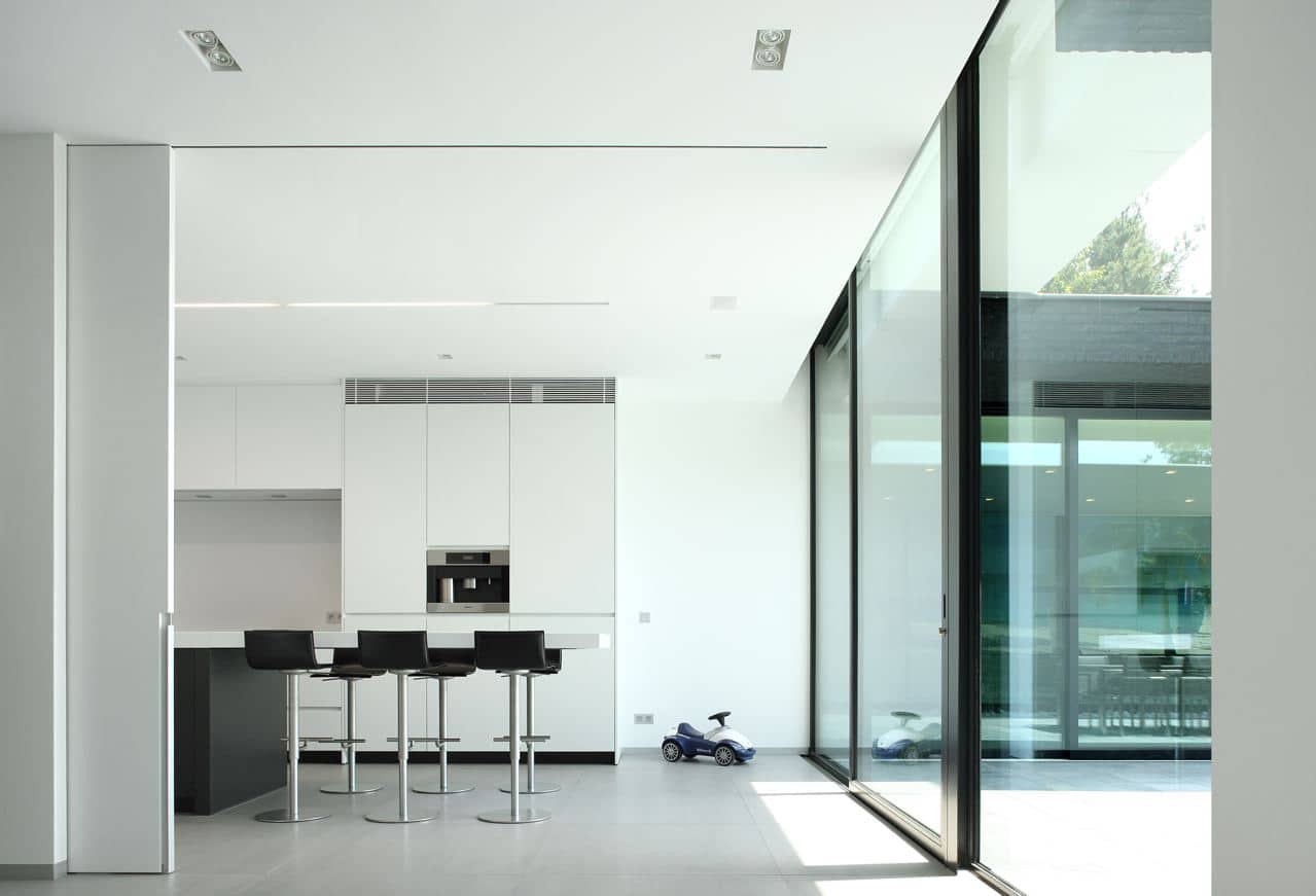 017 Lootens | Baeyens & Beck architecten Gent | architect nieuwbouw renovatie interieur | high end | architectenbureau