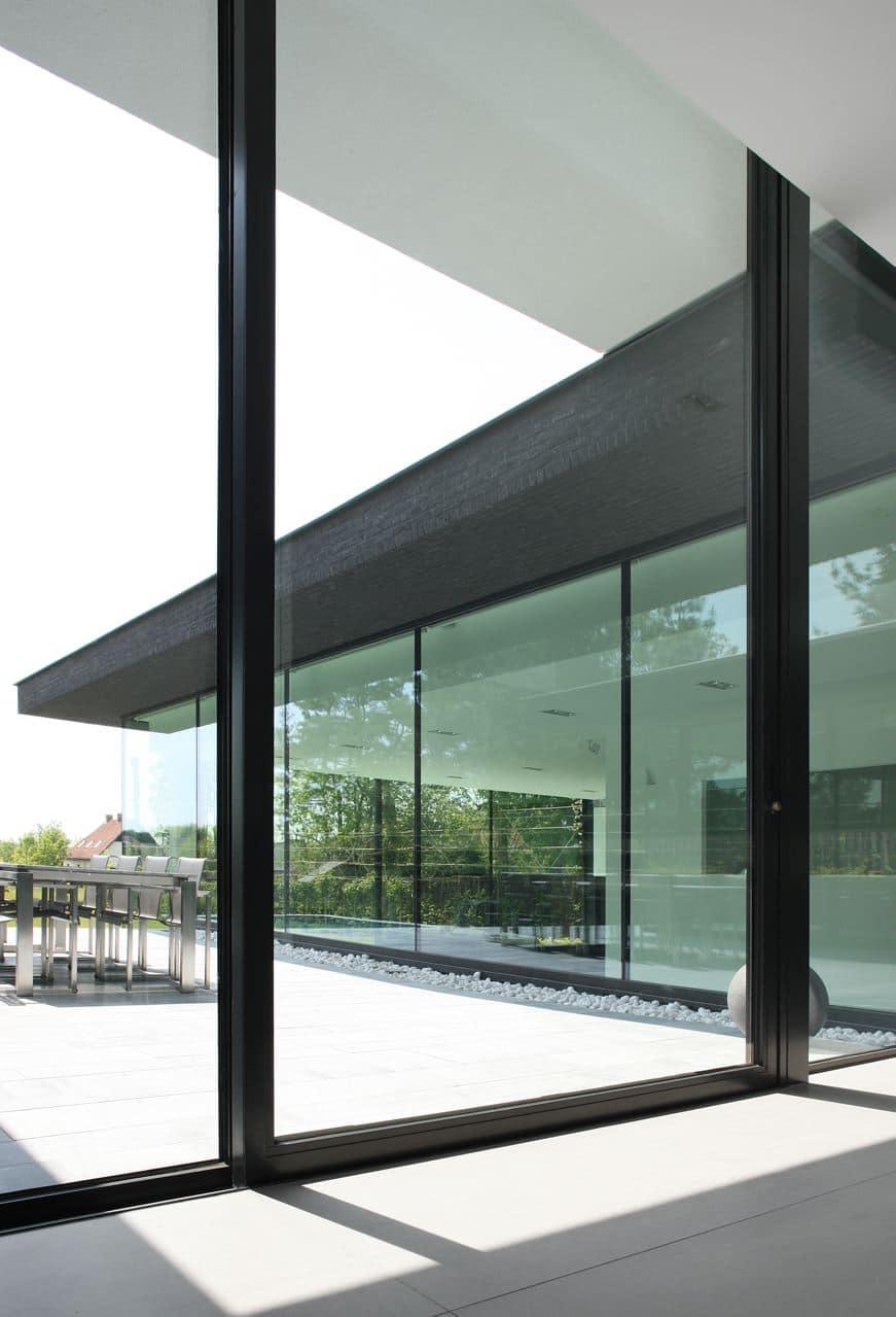 018 Lootens | Baeyens & Beck architecten Gent | architect nieuwbouw renovatie interieur | high end | architectenbureau