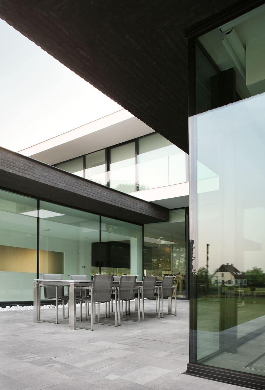 022 Lootens | Baeyens & Beck architecten Gent | architect nieuwbouw renovatie interieur | high end | architectenbureau