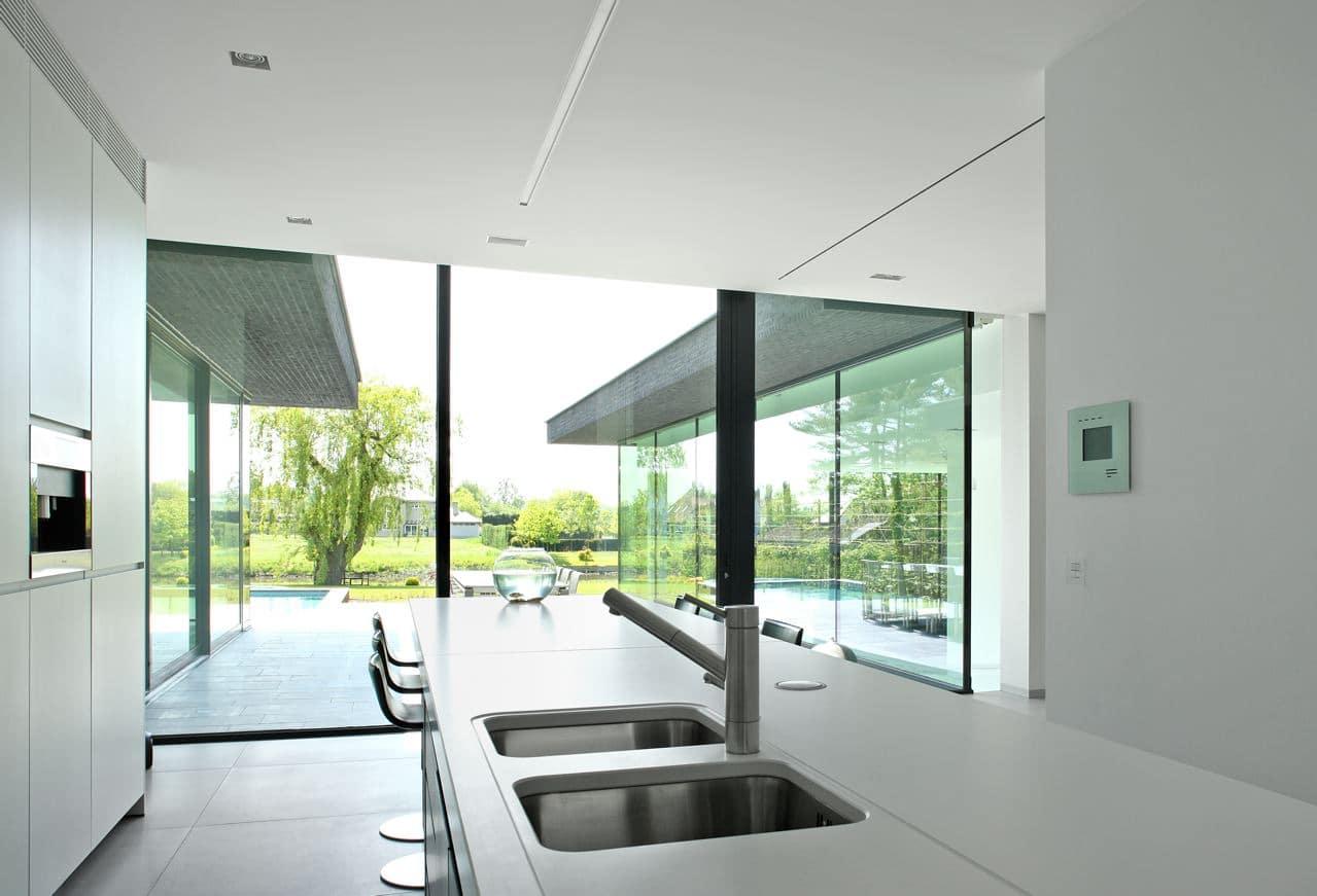 030 Lootens | Baeyens & Beck architecten Gent | architect nieuwbouw renovatie interieur | high end | architectenbureau