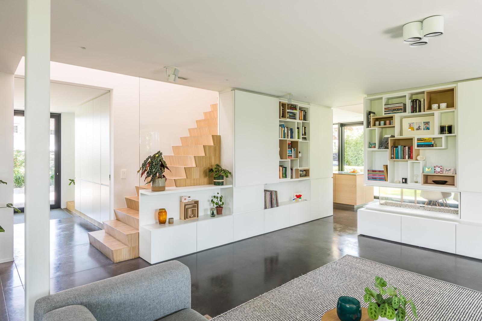 BaeyensBeck Kjell 038web | Baeyens & Beck architecten Gent | architect nieuwbouw renovatie interieur | high end | architectenbureau