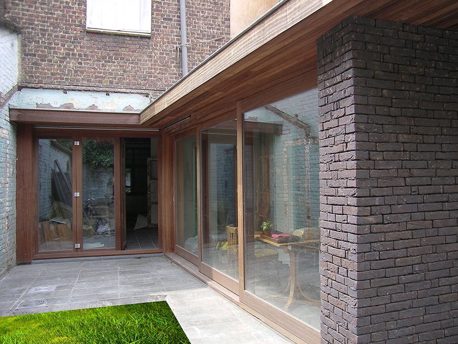 SL555803 | Baeyens & Beck architecten Gent | architect nieuwbouw renovatie interieur | high end | architectenbureau