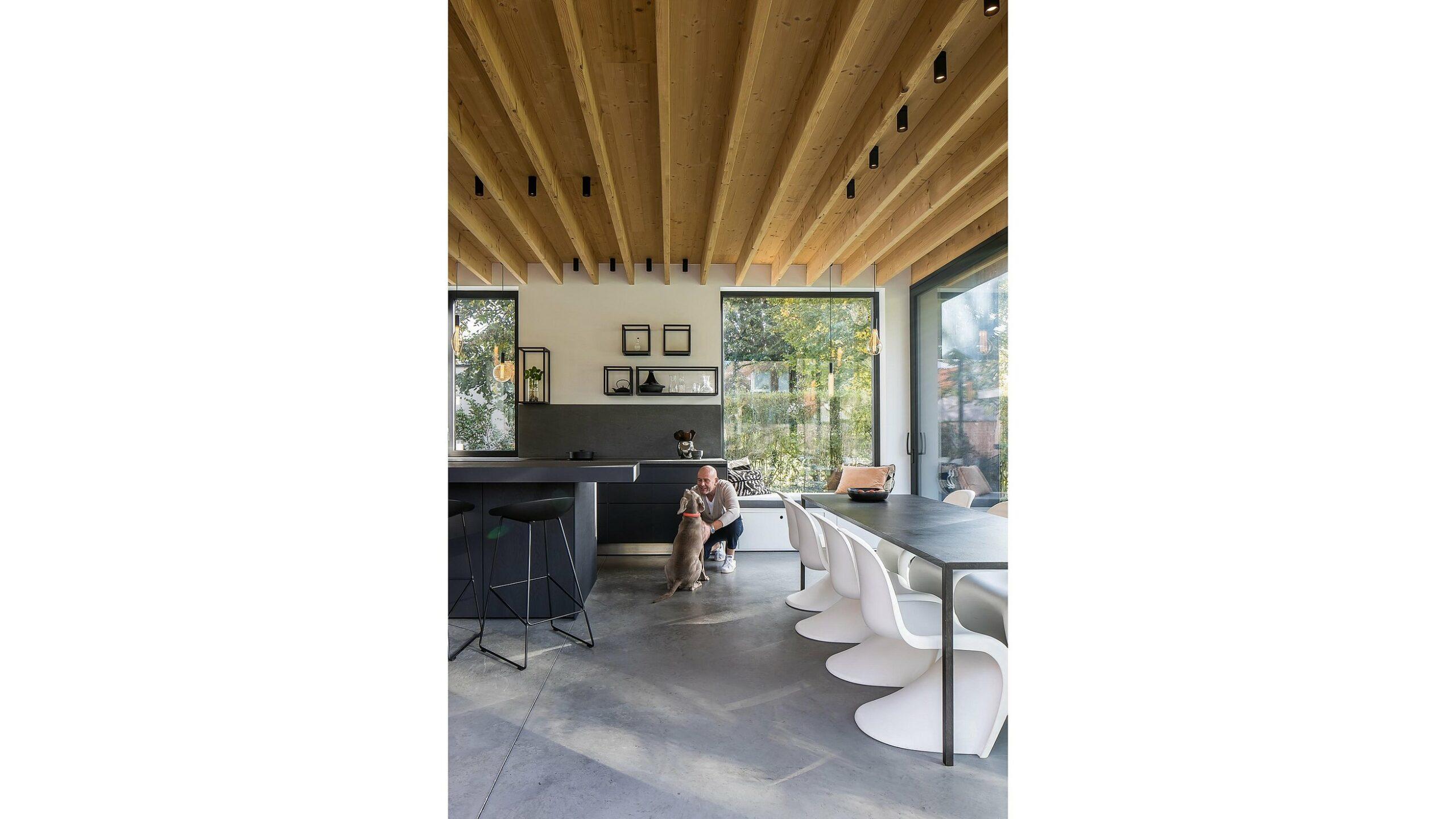 csm bulthaup ligna recta cafeine black oak 03 9c11a54121 scaled | Baeyens & Beck architecten Gent | architect nieuwbouw renovatie interieur | high end | architectenbureau