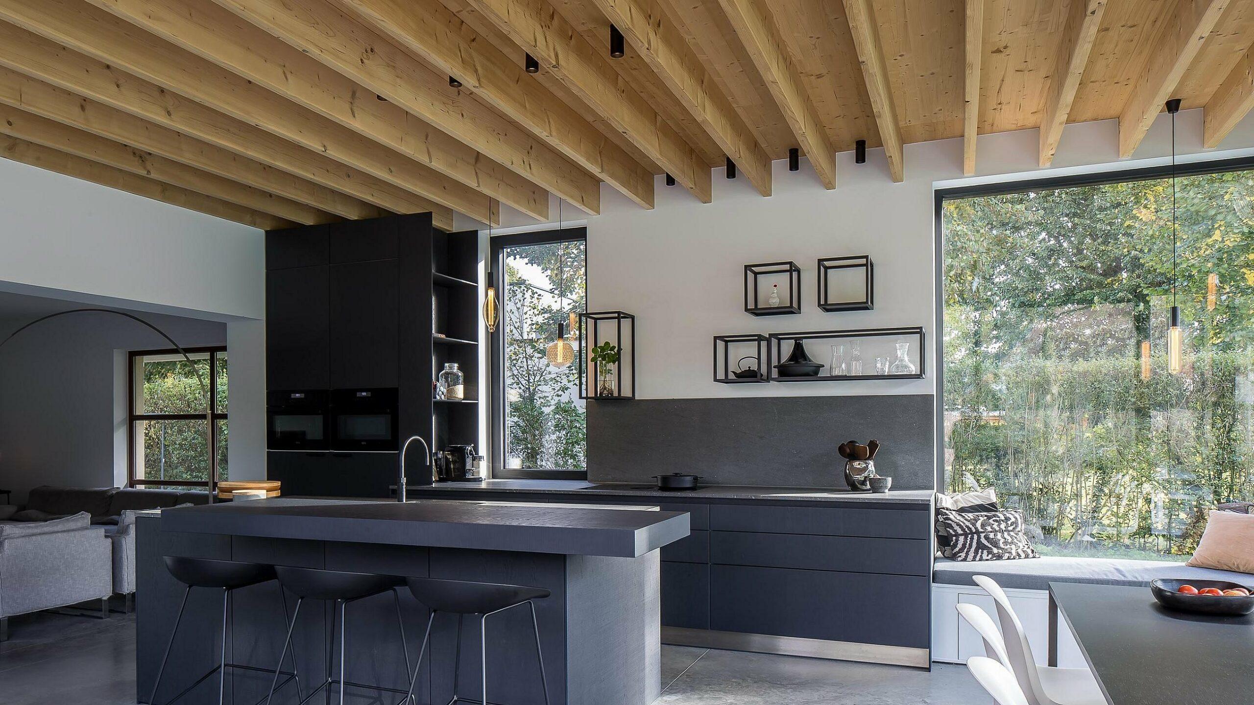 csm bulthaup ligna recta cafeine black oak 11 6588962077 scaled | Baeyens & Beck architecten Gent | architect nieuwbouw renovatie interieur | high end | architectenbureau