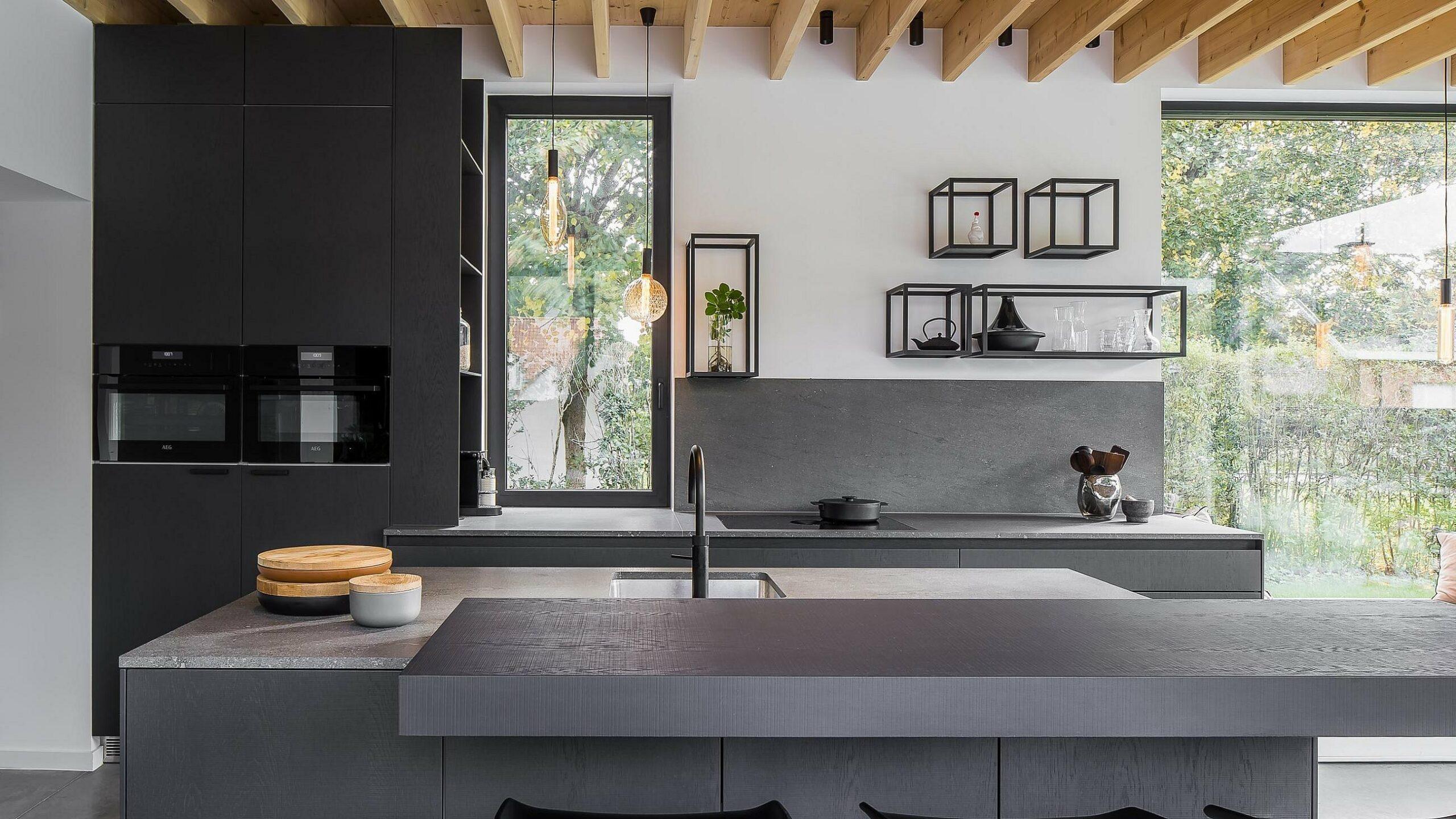 csm bulthaup ligna recta cafeine black oak 13 c59a6377fe scaled | Baeyens & Beck architecten Gent | architect nieuwbouw renovatie interieur | high end | architectenbureau