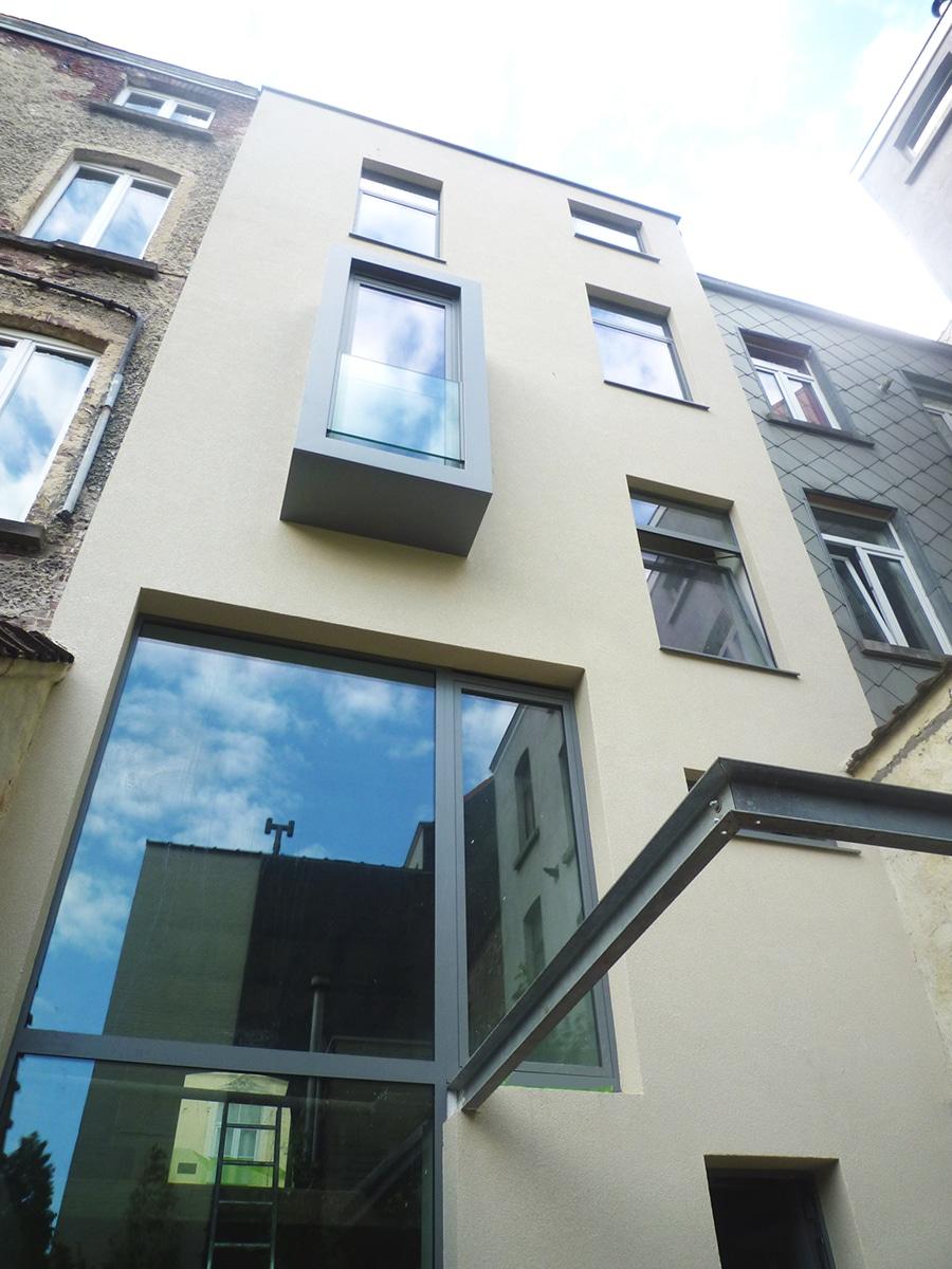 for1 | Baeyens & Beck architecten Gent | architect nieuwbouw renovatie interieur | high end | architectenbureau