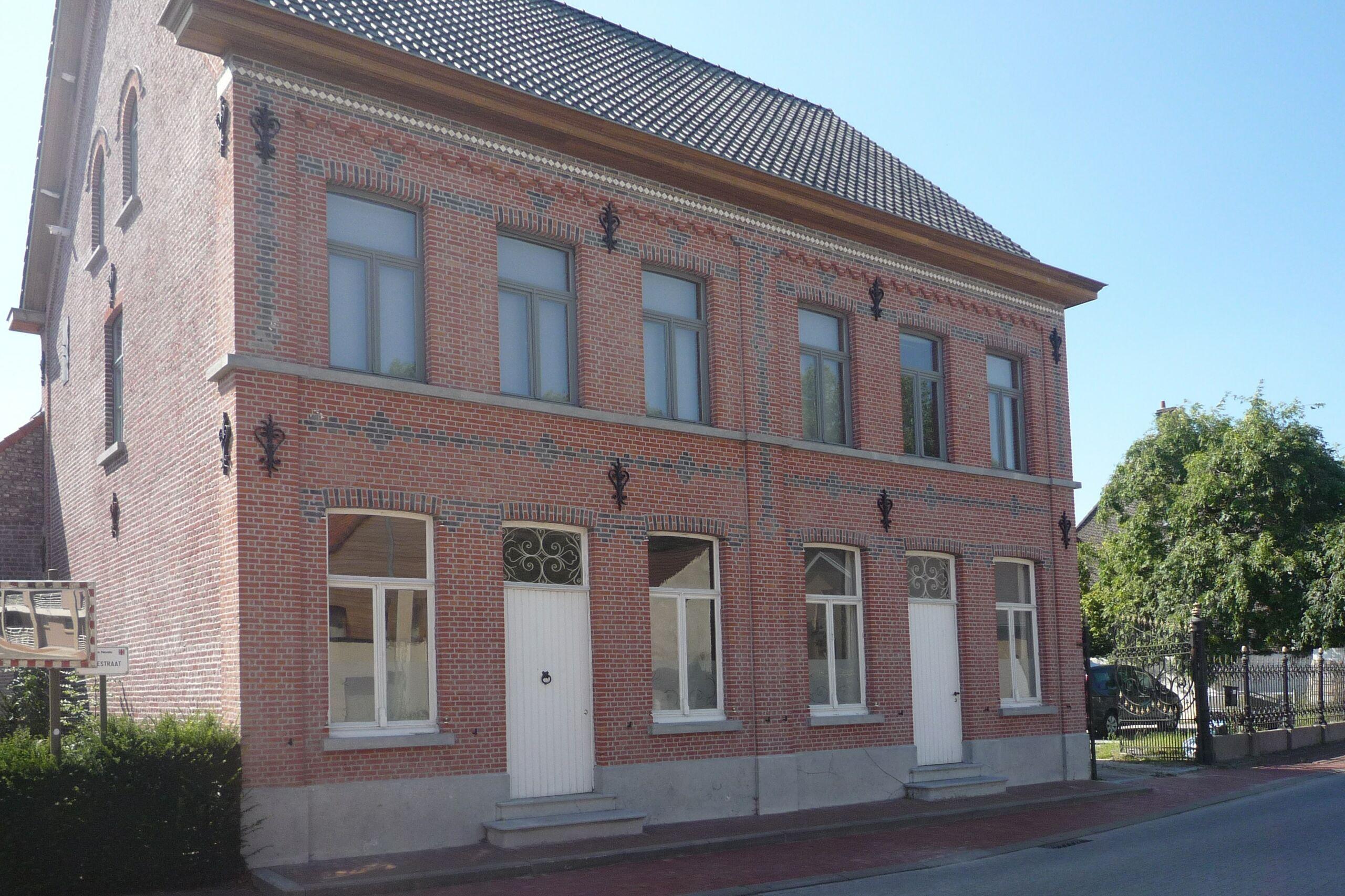 mix1 uai | Baeyens & Beck architecten Gent | architect nieuwbouw renovatie interieur | high end | architectenbureau