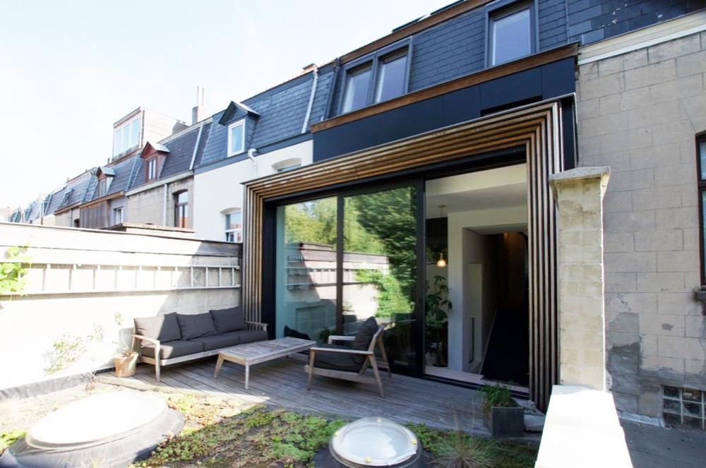 oss 19 | Baeyens & Beck architecten Gent | architect nieuwbouw renovatie interieur | high end | architectenbureau