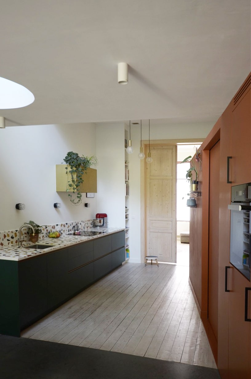 oss 5 | Baeyens & Beck architecten Gent | architect nieuwbouw renovatie interieur | high end | architectenbureau