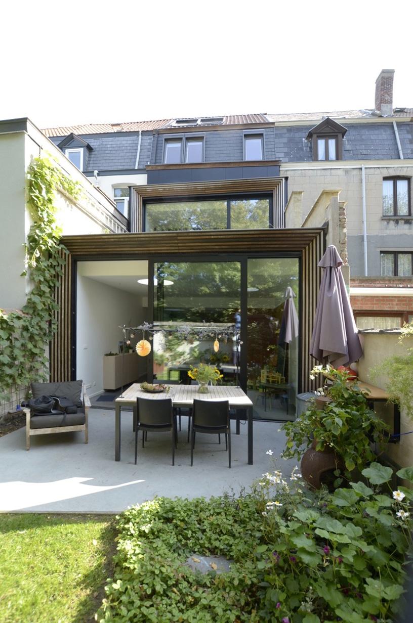 oss 8 | Baeyens & Beck architecten Gent | architect nieuwbouw renovatie interieur | high end | architectenbureau