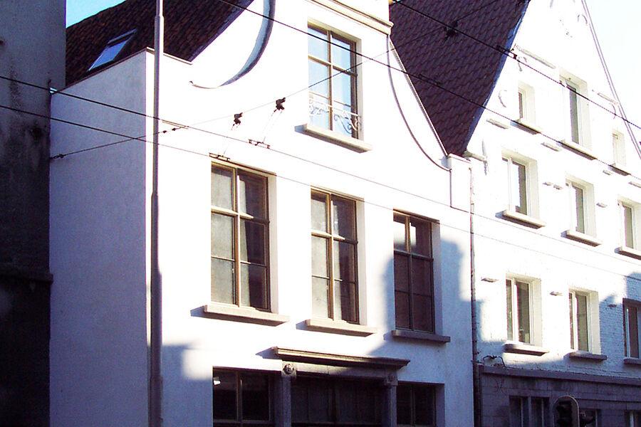 smis1 uai | Baeyens & Beck architecten Gent | architect nieuwbouw renovatie interieur | high end | architectenbureau