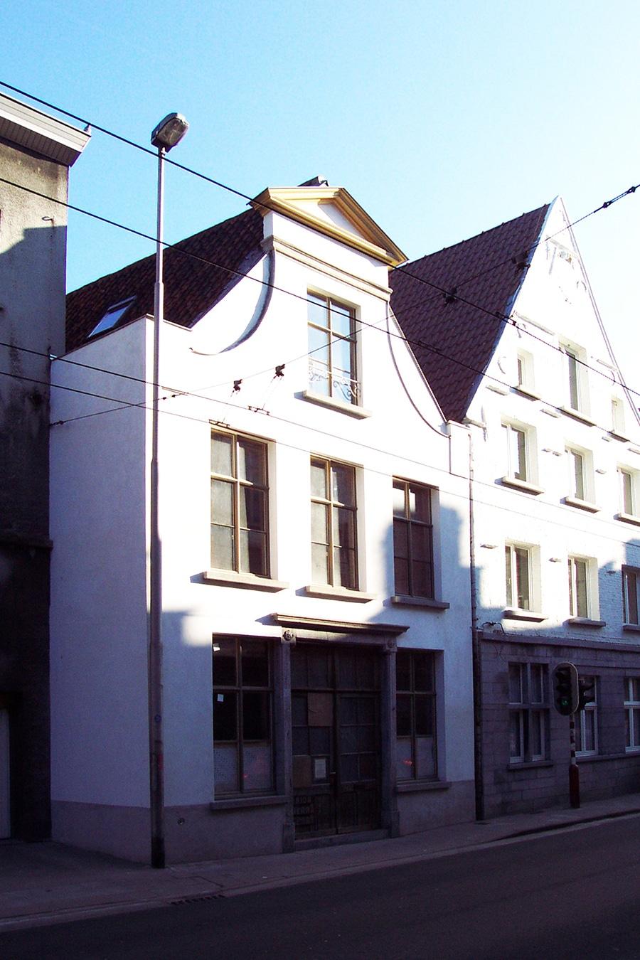smis1 | Baeyens & Beck architecten Gent | architect nieuwbouw renovatie interieur | high end | architectenbureau